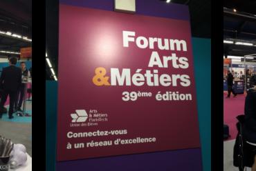 39ème édition du forum Arts&Métiers
